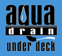 AquaDrain Under Deck
